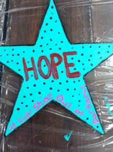 San Bernardino, Stars of HOPE