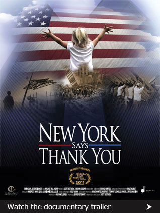 Nysty Documentary Film New York Says Thank You Foundation