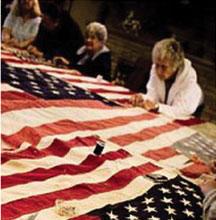 National 9/11 Flag