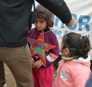 Syria, Stars of HOPE, UNHCR