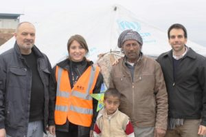 Syria, Stars of HOPE, UNCHR, volunteers