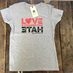 Love Is Stronger Than Hate Women's T-Shirt