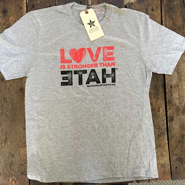 Love Is Stronger Than Hate Men's T-Shirt
