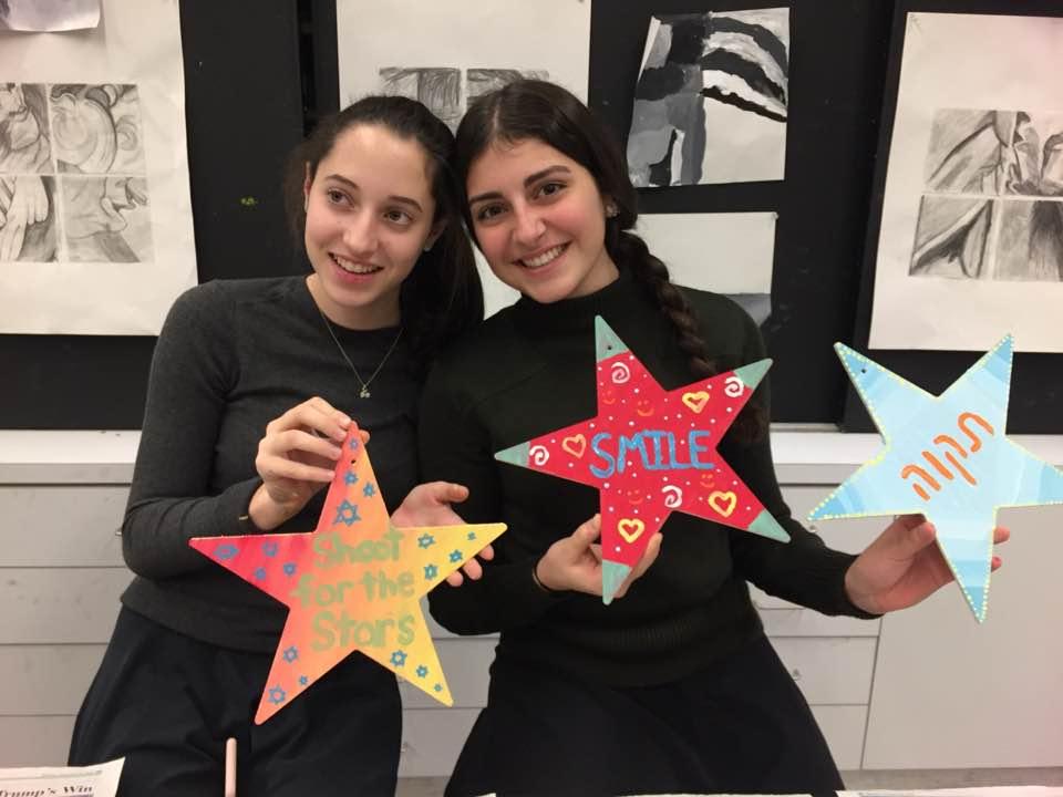 stars of hope, israel, reuth